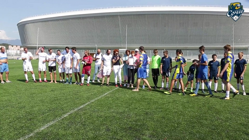 Илья Авербух — новый игрок ФК «Сочи»!