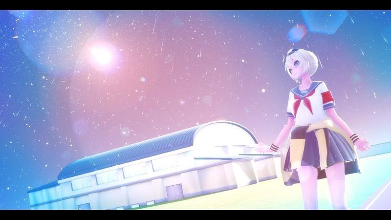 [YANDERE SIMULATOR MMD] 帝国少女Imperial Girl (Teikoku shoujo)