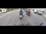 Релакс прохват мотоколонной №5 (06.10.18). Закрытие мотосезона в Липецке..но не в 2018)
