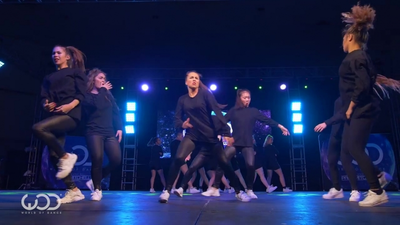 Royal Family _ FRONTROW _ World of Dance Los Angeles 2015 _ WODLA15.mp3