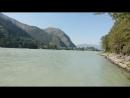 Горный Алтай Чемал Река Катунь