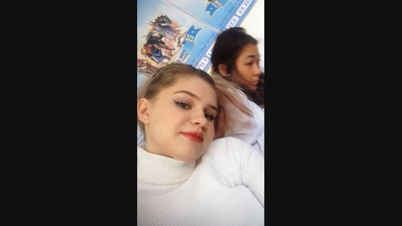 Анастасия Новожеева — Live