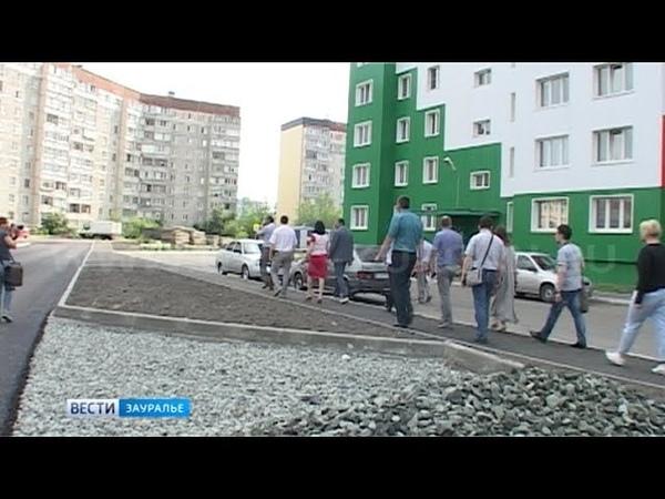 Руководство города проверило, как идёт ремонт в Заозёрном