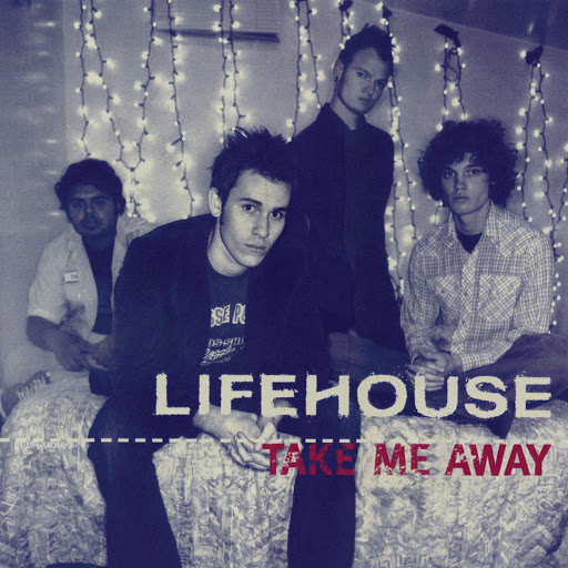 Lifehouse альбом Take Me Away (Remixes)