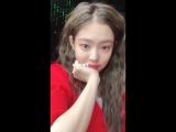 Jennie ig story - 27/06/18