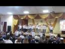 День учителя в школе. Выступление 4Б класса на концерте.Танец Новое поколение.