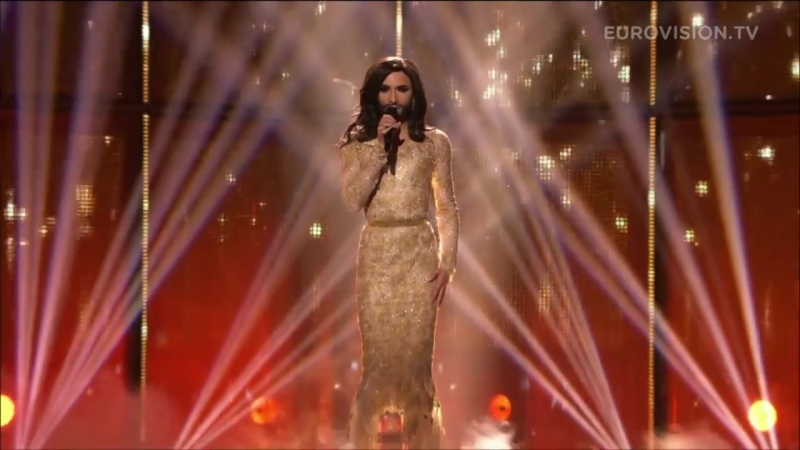 Winner - Conchita Wurst - Rise Like A Phoenix - Austria - Live at the 2014 Eurov