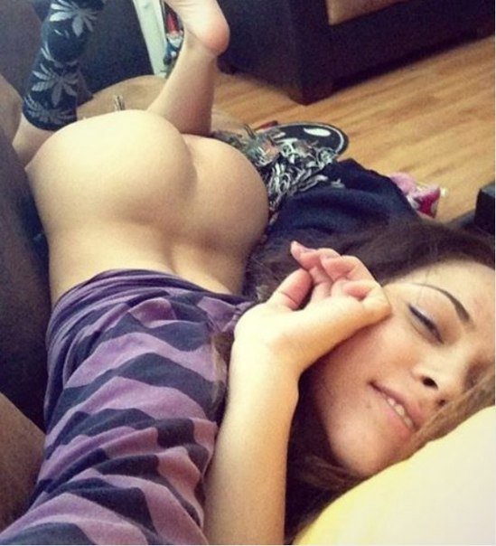 Single woman insatiable brunette porn at home