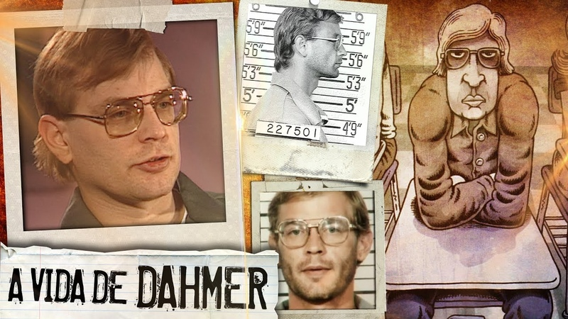 Os crimes bizarros do serial killer JEFFREY DAHMER | PN Especial 51