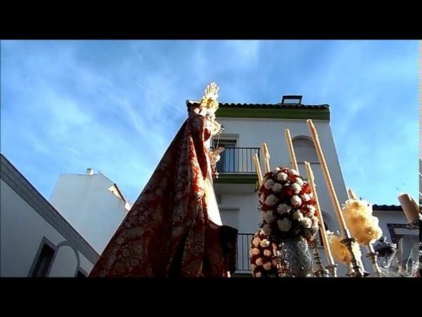 Martes Santo ALHAURIN de la TORRE 2019 Oh BENDITA ESTRELLA AM Los Moraos JESUS CAIDO 16 04