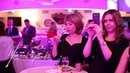 Артисты на встречу гостей шоу СКРИПАЧКА В ШАРЕ на велком фуршет