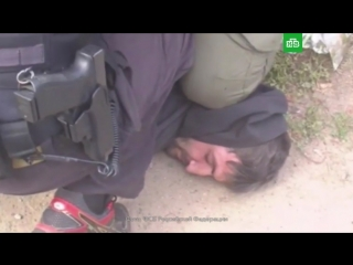 Задержание боевика ИГ, готовившего атаку на руководство ДНР по заданию СБУ