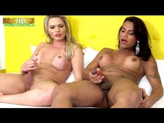 Lara Machado & Alexia Rios