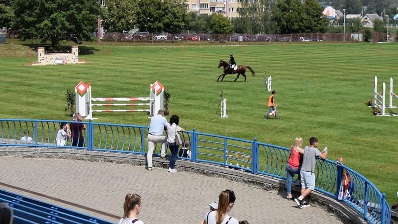 3 место CCI1* Александр Марков и Хартфордшир (RUS)