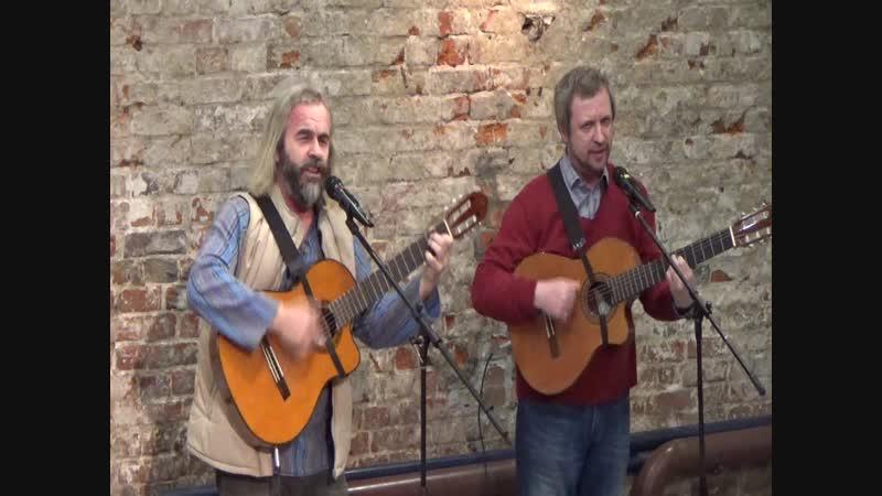 Алексей Кайдалов и Владимир Лебедев в Сахаровском центре 22.12.2018