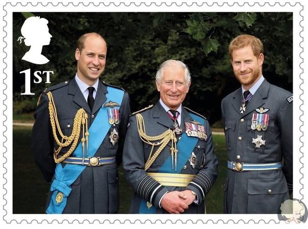 Принц Чарльз и его семья