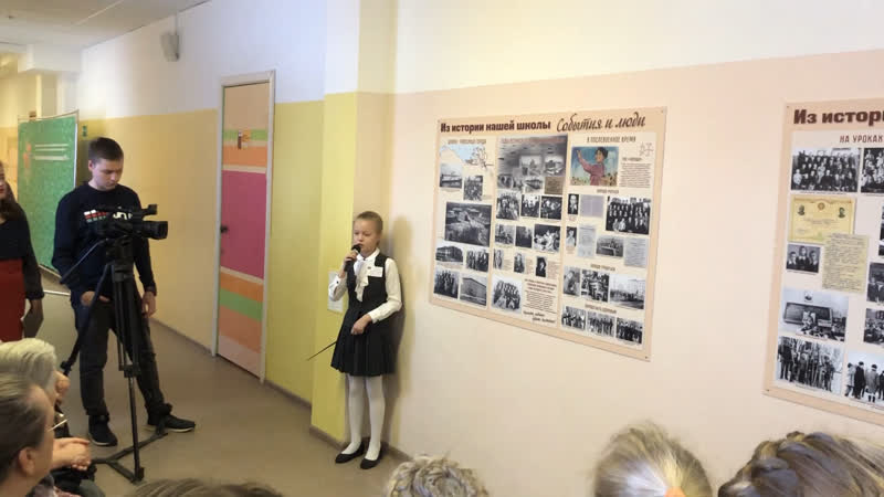 Музею в школе БЫТЬ!