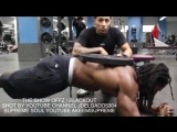 TEAM BLACKOUT _ THE SHOW OFFZ SUPREME SOUL REAL SIX PACK SHORT CUTS AB WORKOUT