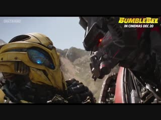Police Chase Scene _ Bumblebee (2018) Movie Clip HD