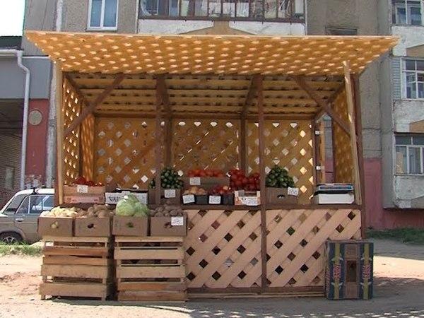 В Йошкар-Оле разместят более полутысячи уличных торговых точек