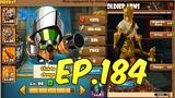 The King of Towers - Upgrade Hero B+ rank - Firebat - New Stats 105 level (Part 184)