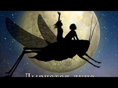 Фантастика Дырчатая луна. Вл. Крапивин. Аудиокнига. Повесть о дружбе и солнечных кузнечиках