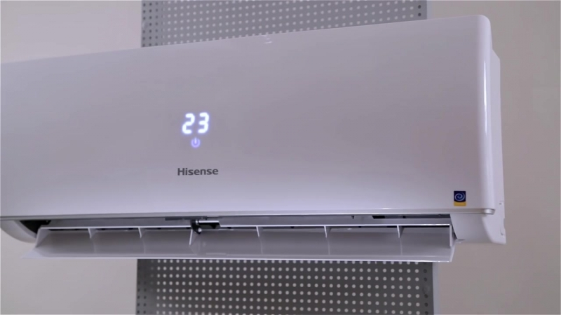 Обзор инверторного кондиционера Hisense серии SMART DC Inverter