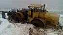 «КИРОВЕЦ» — К-700, К-701, К-744 На бездорожье Тракторы Монстры по бездорожью