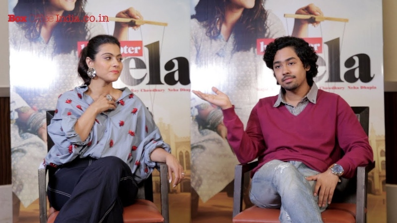 Box office is an emotional investment - Kajol   Riddhi Sen   Helicopter Eela