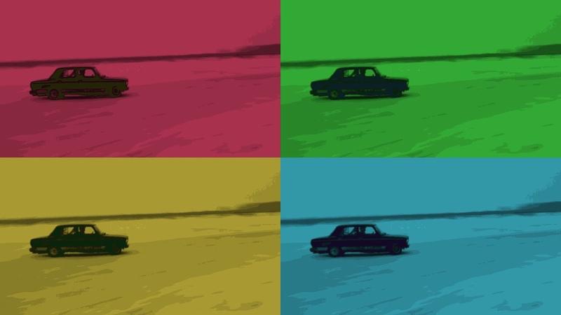 1 этап LSD (Lopatino Snow Drift)