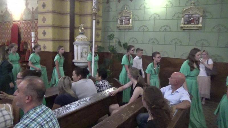 Хор Мелодия - Tavaszi Szell (Венгерский канон). Венгрия