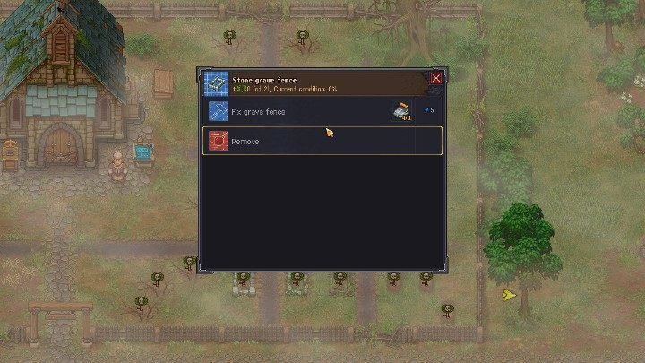 Создание новых предметов в Graveyard Keeper