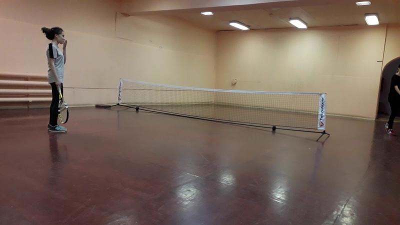 Коротко о теннисе/Ебой