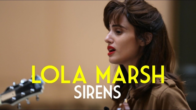 Lola Marsh - Sirens - Live Session - Bruxelles Ma Belle 22