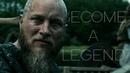 Vikings Ragnar Lothbrok Become a Legend