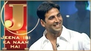 Kesari Movie Actor Akshay Kumar Jeena Isi Ka Naam Hai Hindi TV Biopic Show Zee TV