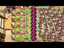Plants vs Zombies 2 Phat beet Homing Thistle and Hypno Shroom