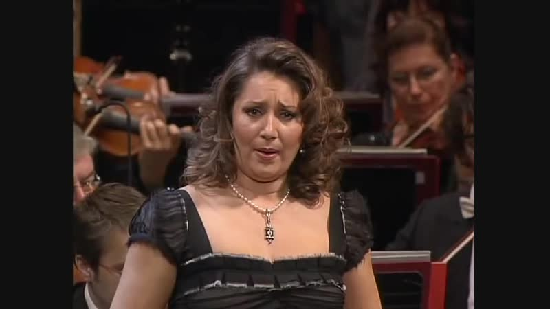 Barbara Frittoli sings La vergine degli angeli by Verdi