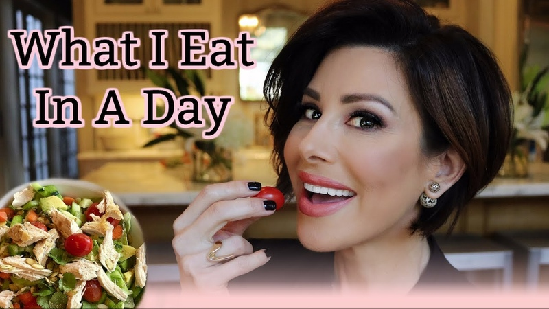 What I Eat In A Day | Dominique Sachse