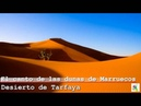 Así cantan las dunas de arena, un misterio en estudio