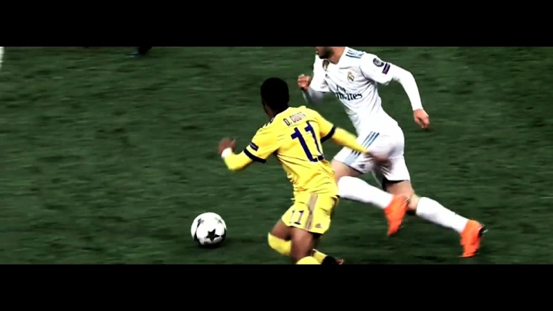 Marco Asensio vs Juventus (Home) UCL 17/18