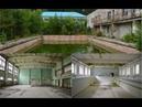 Доманово Заброшенный лагерь с огромным спортзалом и бассейнами дачники охраняют лагерь