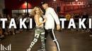 TAKI TAKI - DJ Snake, Cardi B Selena Gomez Dance | Matt Steffanina Chachi