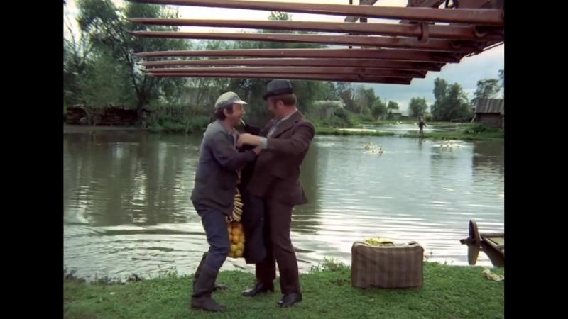 Афоня. Советская кинокомедия, 1975 года, режиссёра Георгия Данелии
