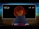 GlitchTale AMV - Lanna Collab / True Love (Frisk's Theme)