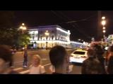 Невский проспект. Ночная движуха.