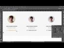 Создание сайта с нуля. Урок 9- Дизайн шестой и седьмой секций