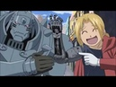 Every Edward and Winry Fight Scenes (SUB)