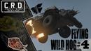 Crossout: [ Tusk Harvester ] FLYING WILD HOG 4 [ver. 0.9.60]