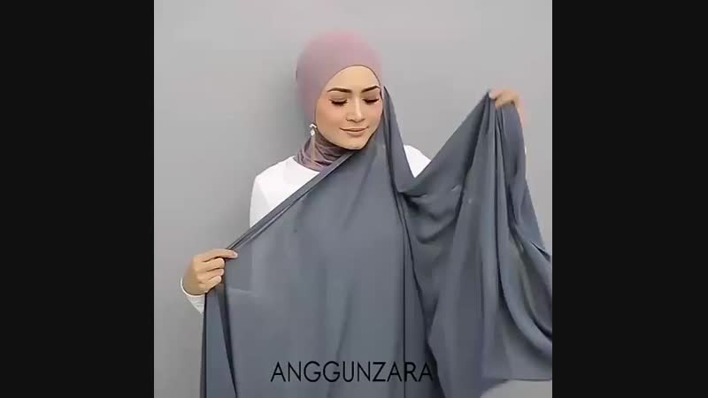 Gorgeous Hijab Tutorial